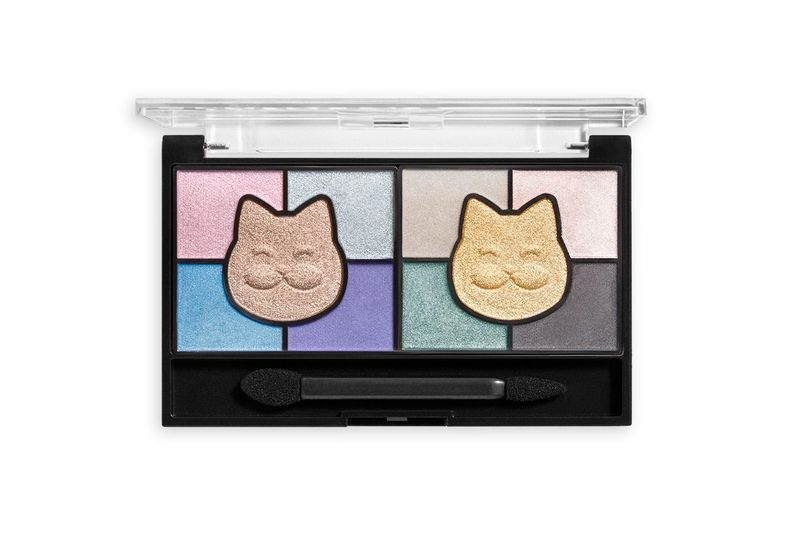 Singer-Fronted Eyeshadow Launches