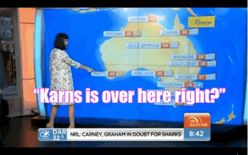 Pop Star Weather Reports
