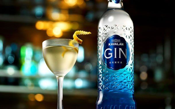 Fruity Double-Filtered Gins