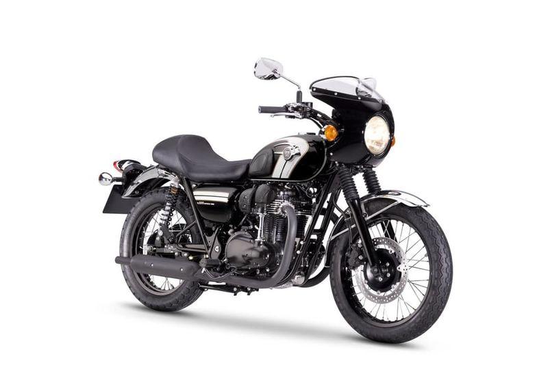 Retro-Styled Motorbikes