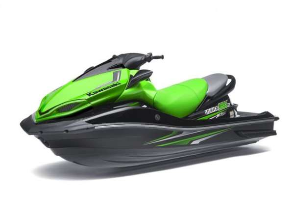 Turbocharged Wave Runners : Kawasaki Ultra 300X