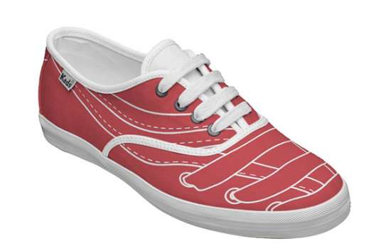 Doodled Classic Shoes