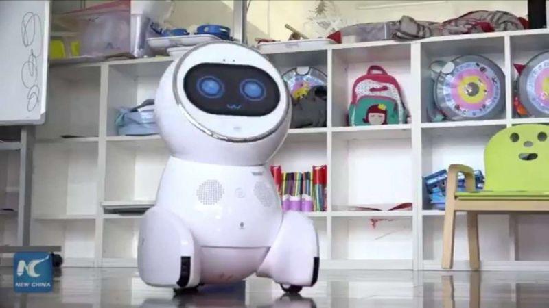 Kindergarten Classroom Bots
