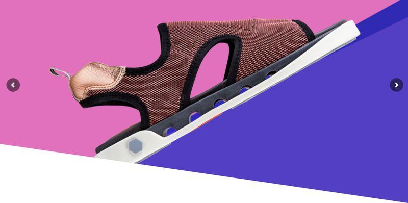 Graphene-Coated Shoe Desgins