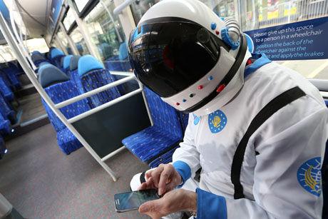Bluetooth Bus Tickets