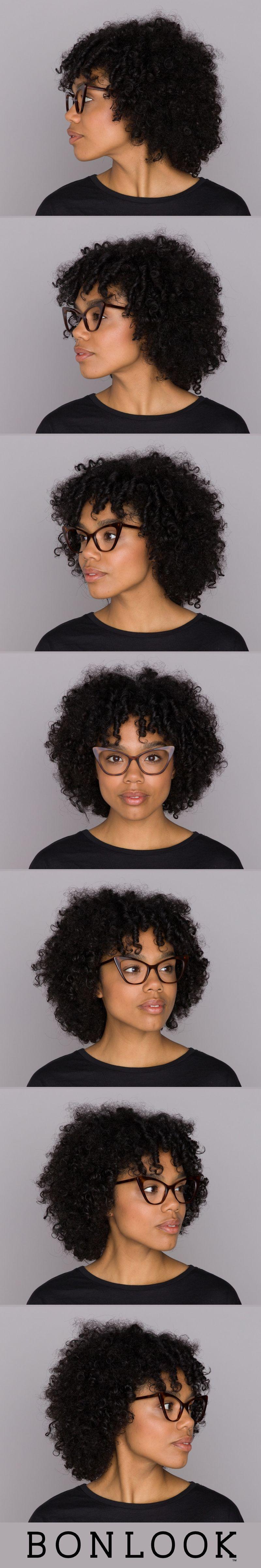 Sophisticated Cat Eye Glasses