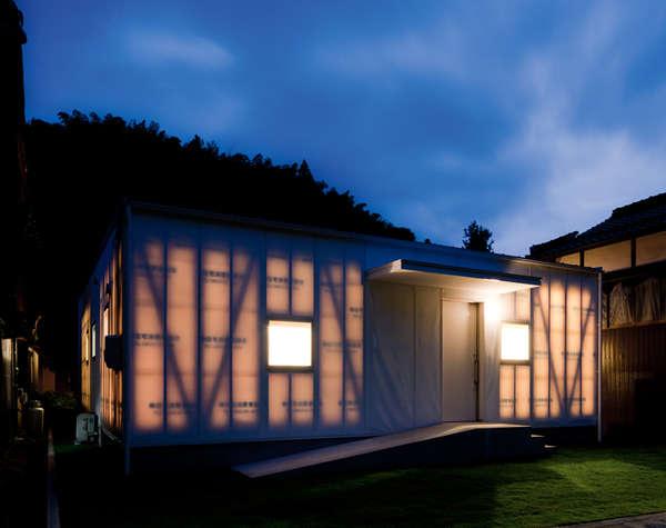 Lantern-Inspired Homes