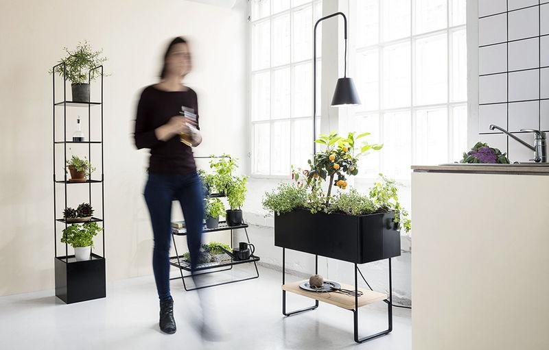 Greenery Integrated Indoor Furniture