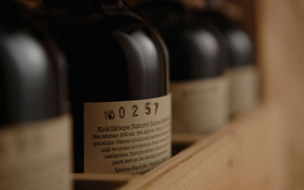 Historic Handcrafted Olive Oils