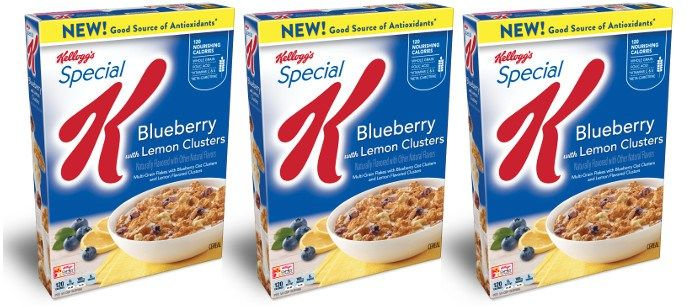 Antioxidant-Rich Cereals