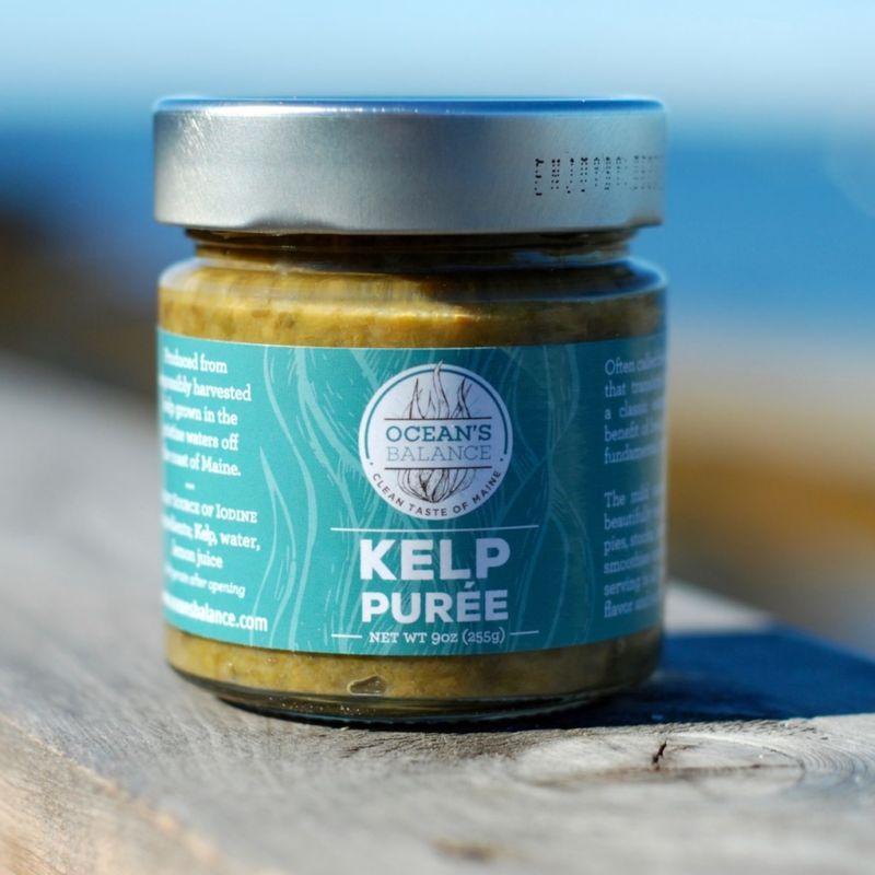 Nourishing Kelp Purees