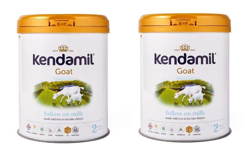 Goat Milk Infant Formulas