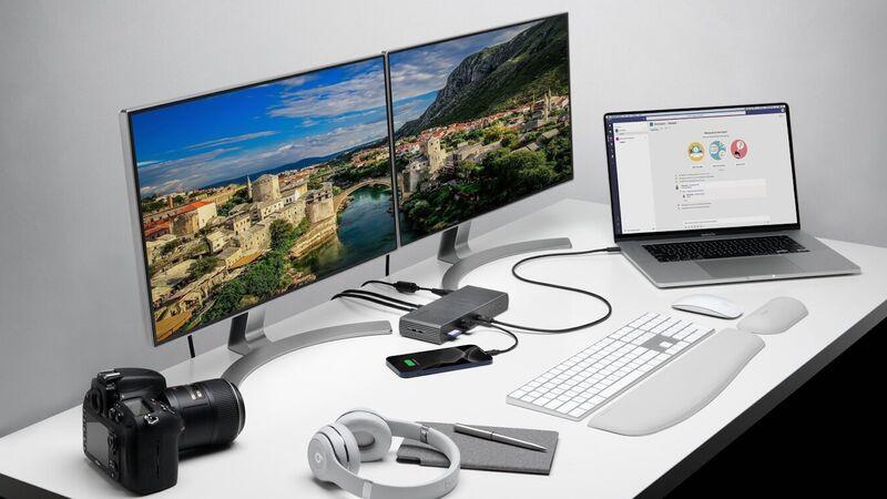 Laptop Port Expansion Docks