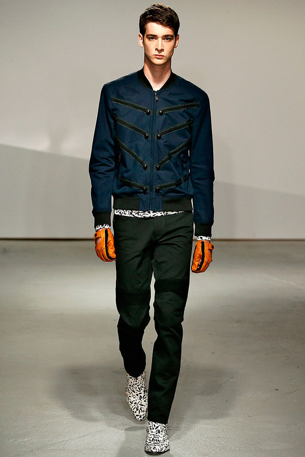 Modernized Military Menswear