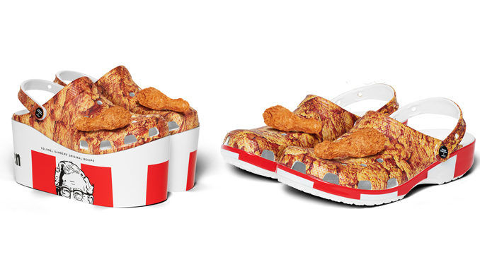 Fried Chicken Footwear