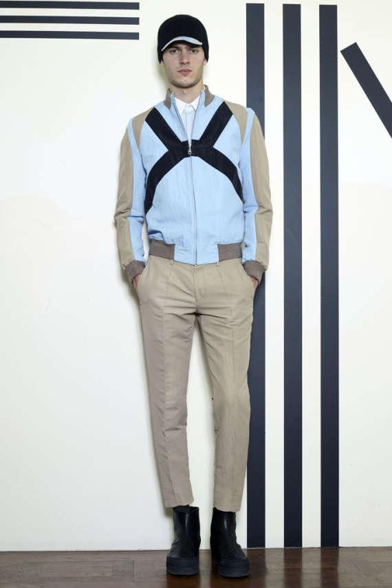 Simple Utilitarian Menswear