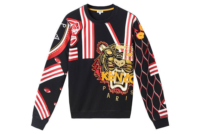 4772bee4 Chinese Zodiac Streetwear : Kenzo Chinese New Year