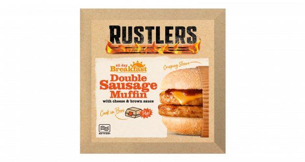 Heat-to-Eat Breakfast Burgers