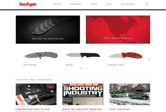 Sharp Vendor Websites