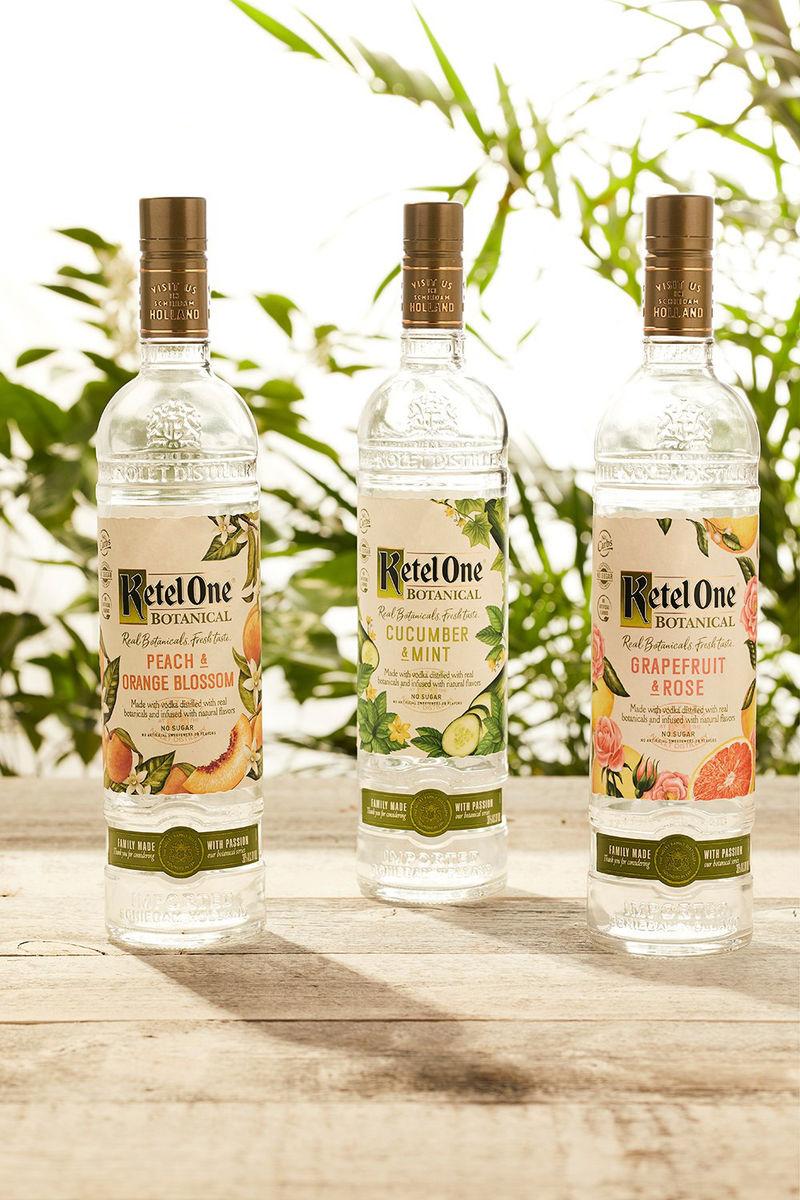 Low-ABV Botanical Vodkas