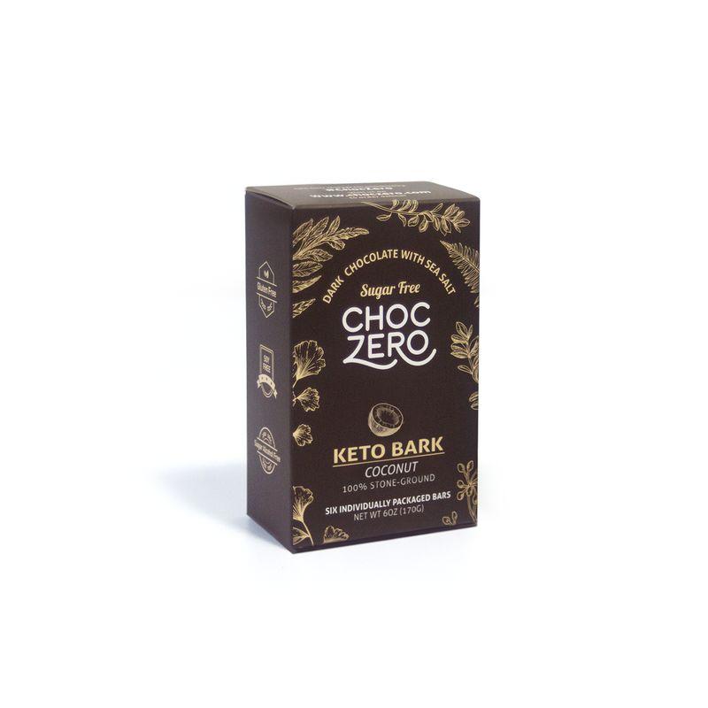 Ketogenic Chocolate Snacks : keto bark