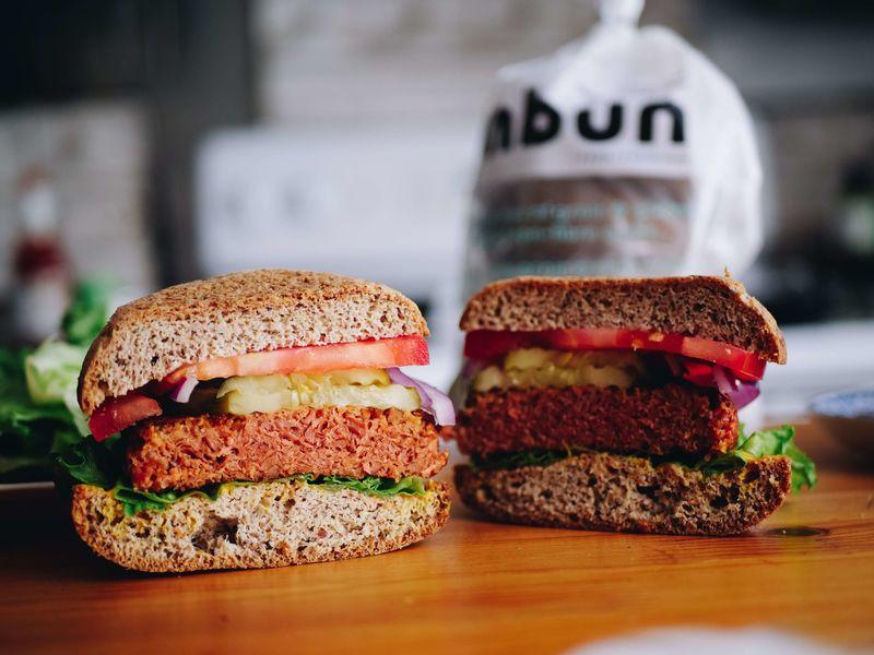 Gluten-Free Keto Buns