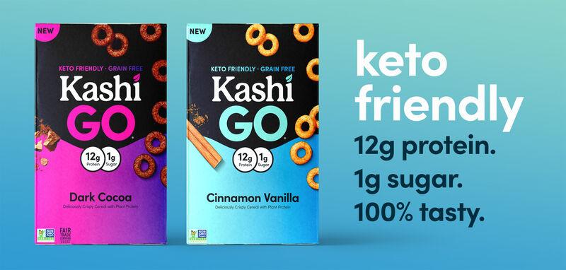 Low-Sugar Keto Cereals