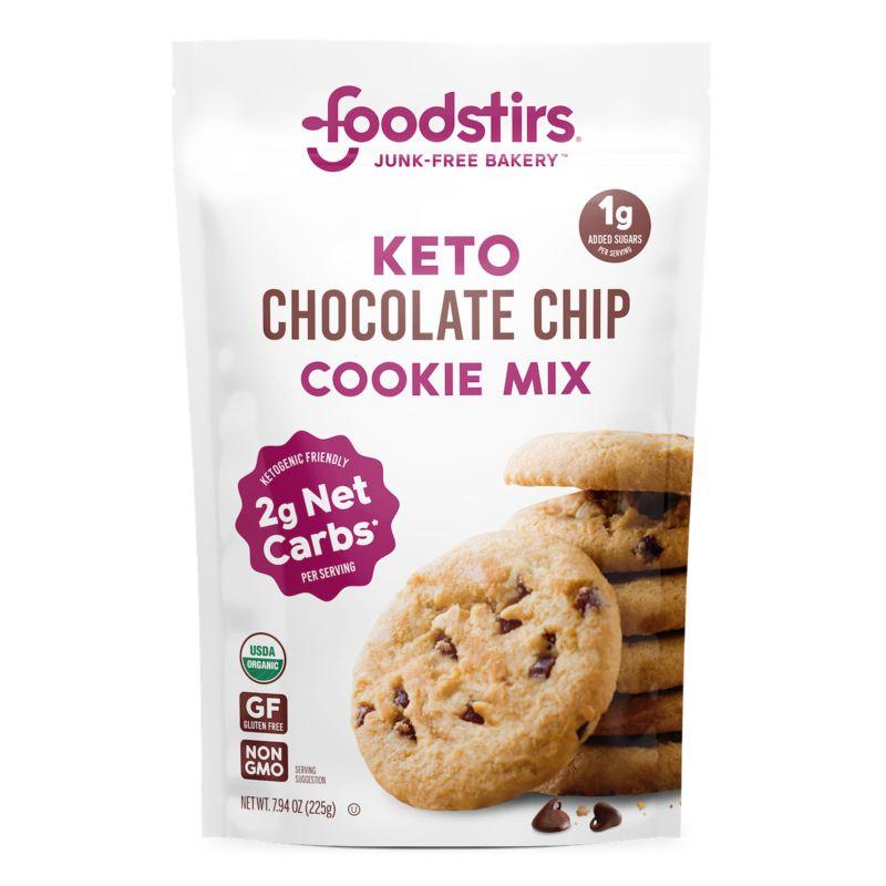 Keto-Friendly Cookie Mixes