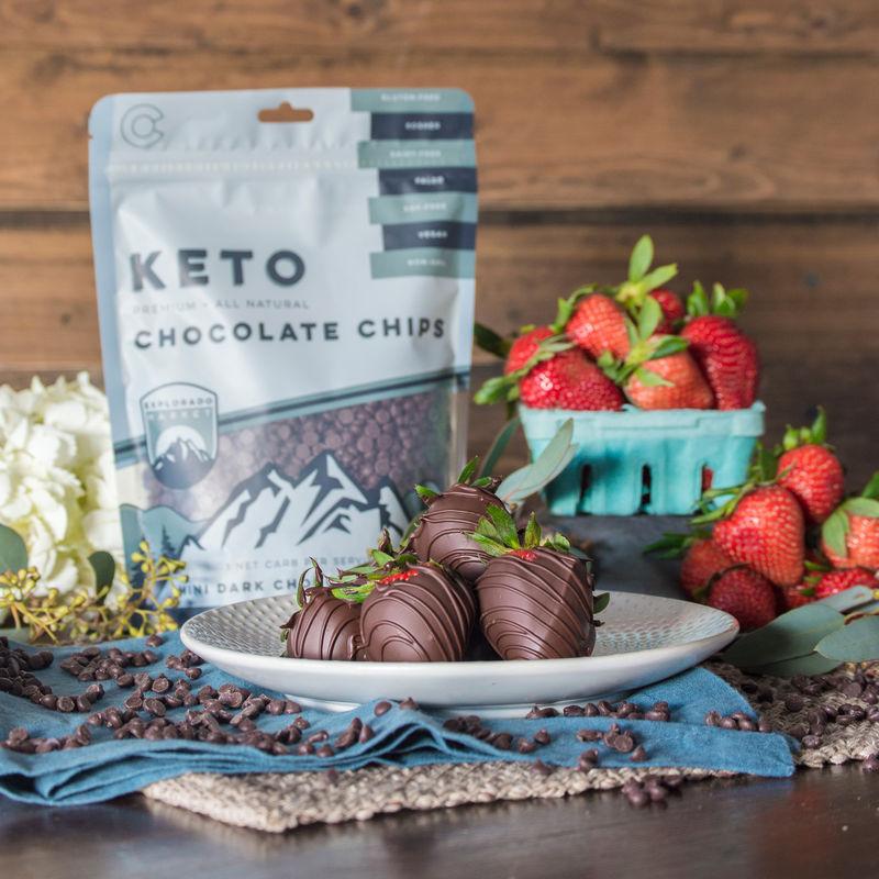 Keto-Friendly Chocolate Chips