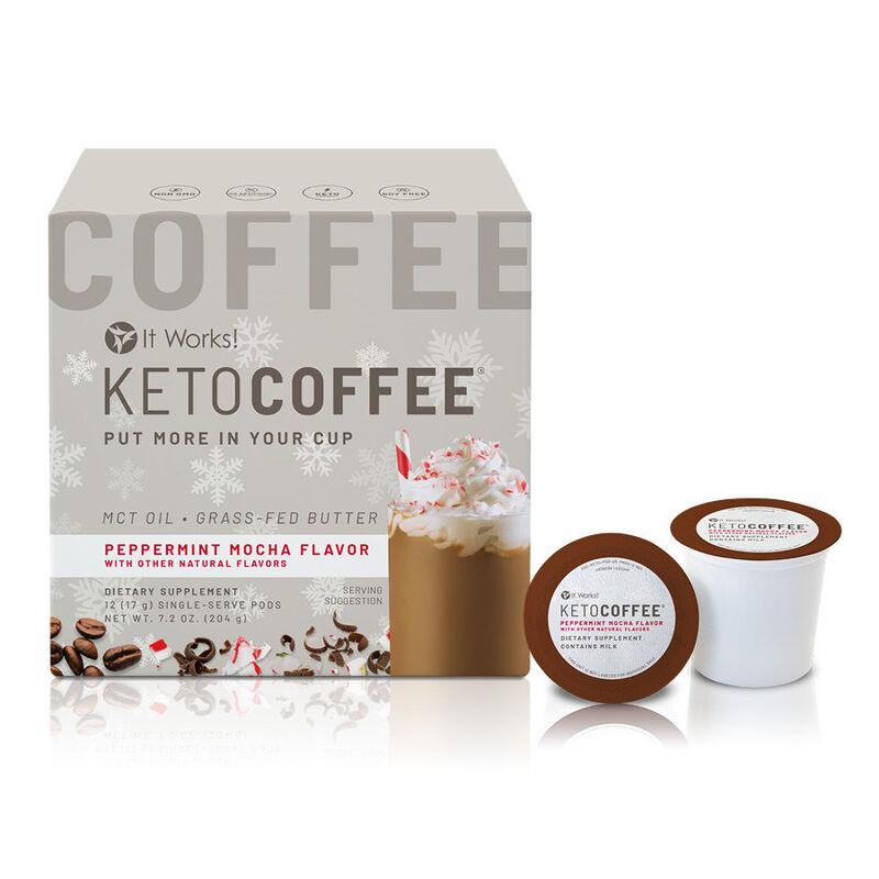 Festive Keto Coffees