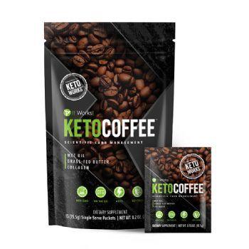 Instant Bulletproof Coffee Powders