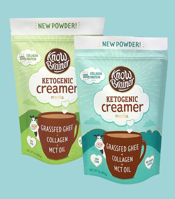 Collagen-Infused Keto Creamers