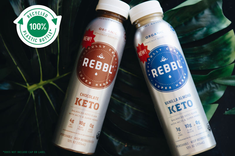 Sustainably Packaged Keto Drinks