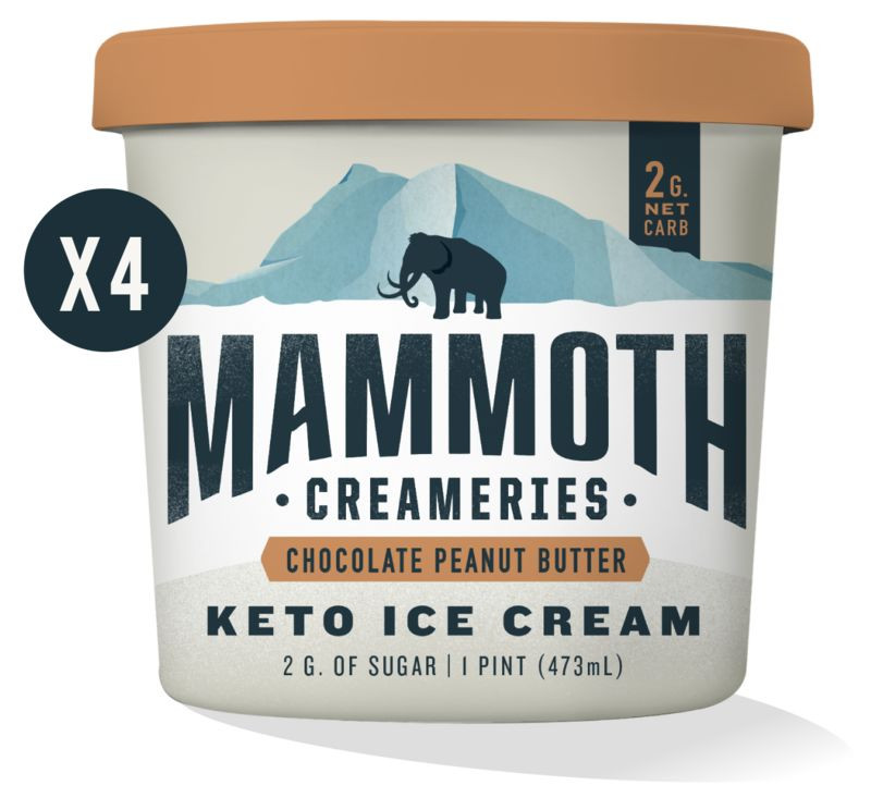 Keto-Friendly Ice Creams