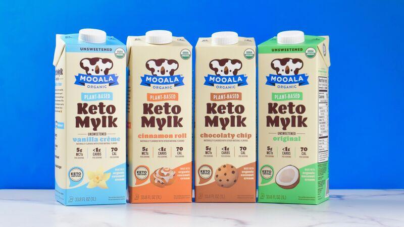 Carb-Conscious Dairy Alternatives