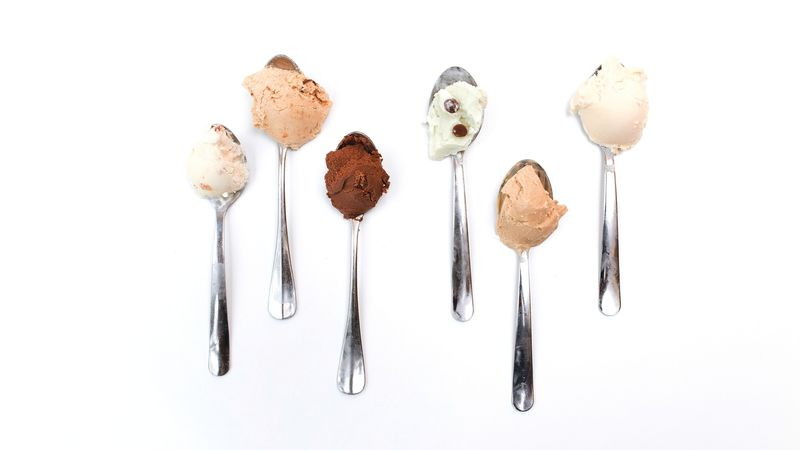 Diet-Inspired Ice Creams