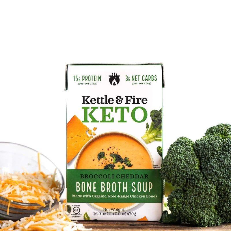 Keto-Friendly Bone Broth Soups