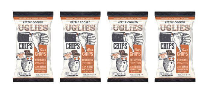 Rejected Potato Chip Snacks
