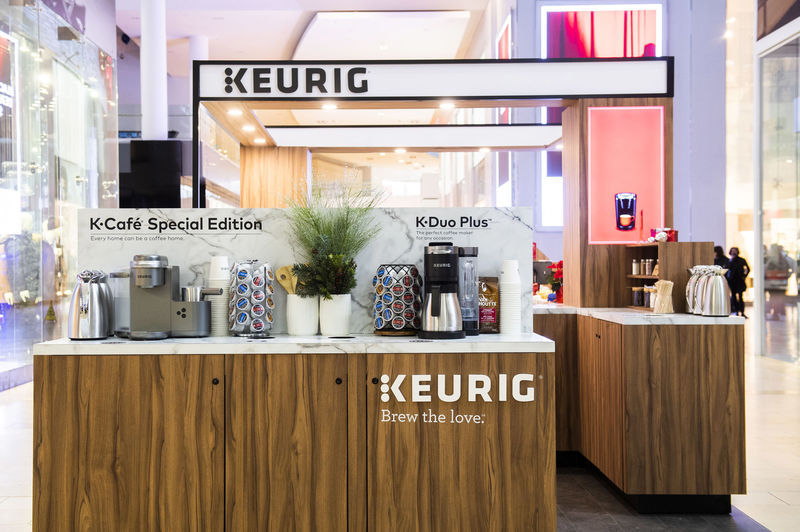 Festive Coffee Pod Bars