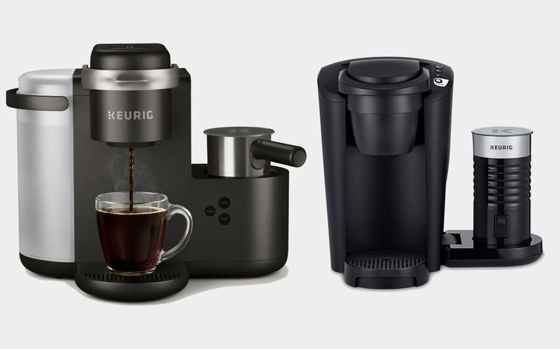 Cafe-Inspired Coffee Makers