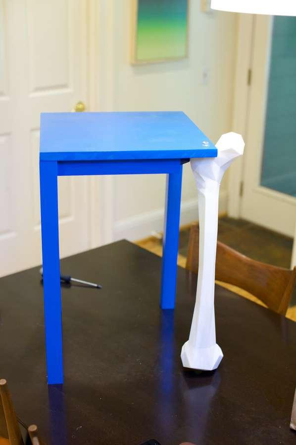 Skeletal Table Legs