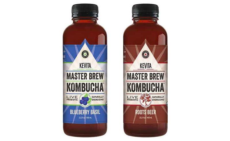 Complex Flavor Profile Kombuchas