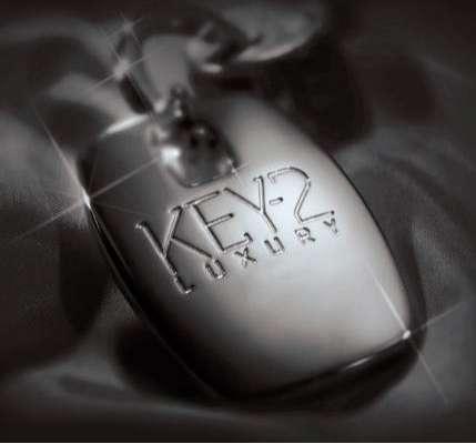 Luxury Entitlement Keychains