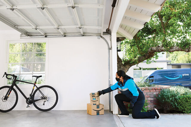 Garage Delivery Service Launches