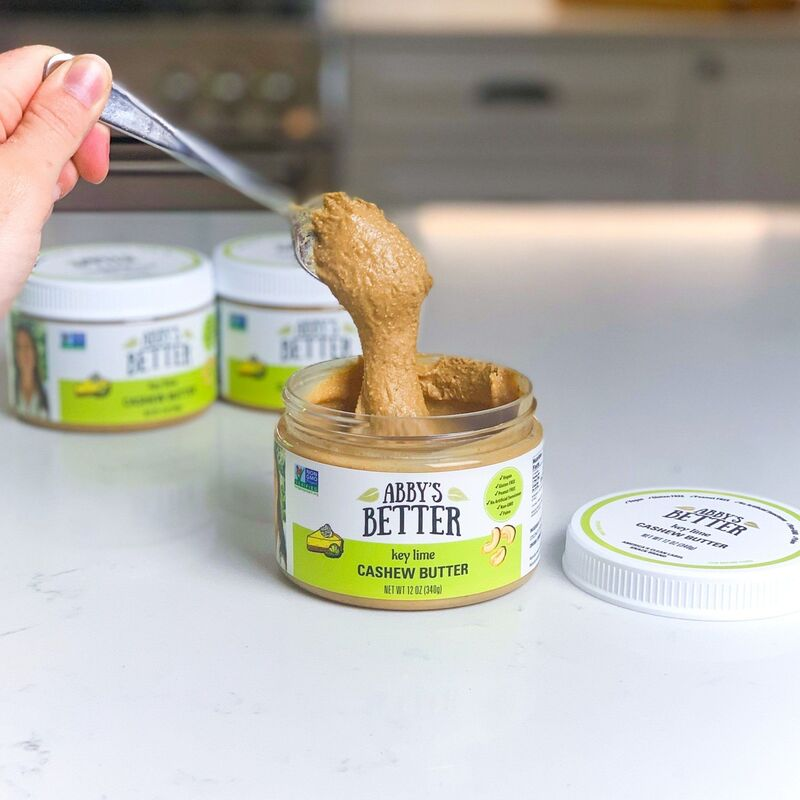 Key Lime Cashew Butters
