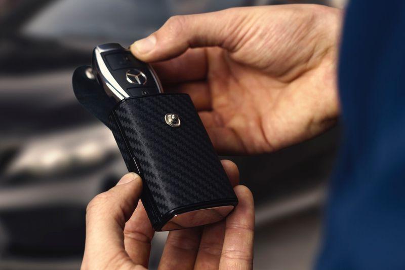 Anti-RFID Car Key Cases
