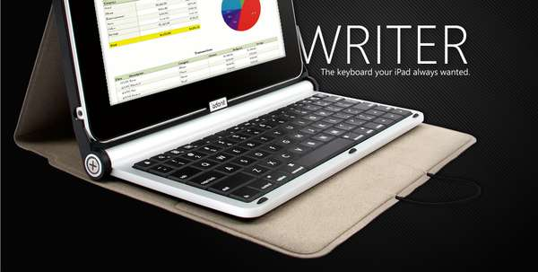 Tactile Tablet Keyboards