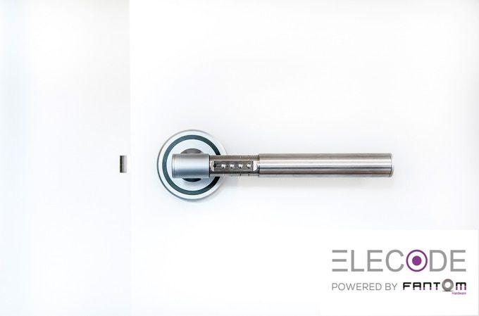 Slender Tech-Infused Door Handles