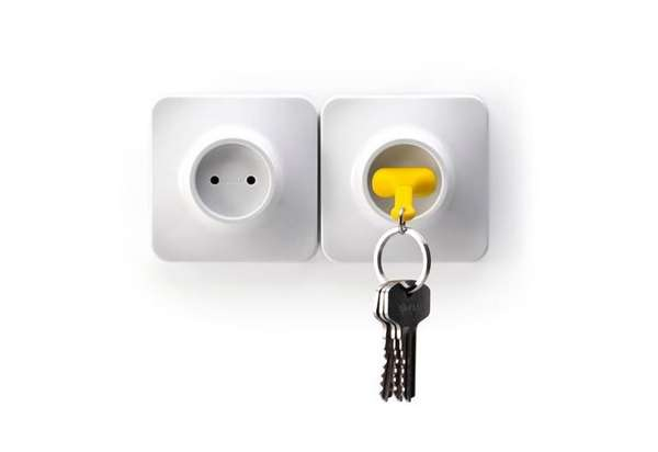 Electrically Mindful Key Chains