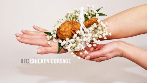 Meaty Floral Corsages